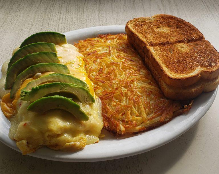 California-Omelet