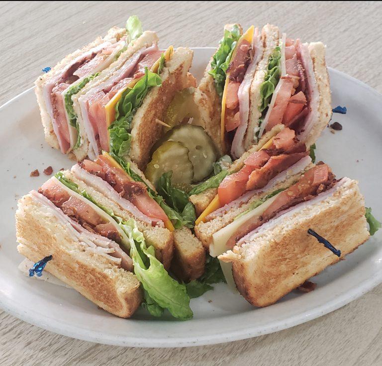 Club-House-Sandwich-Bobbis-Coffee-Shop