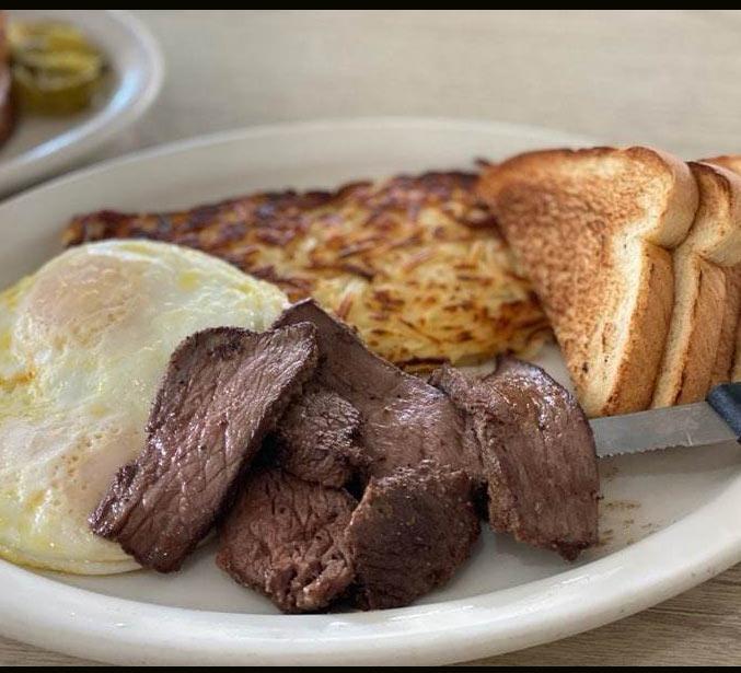 Steak-n-eggs
