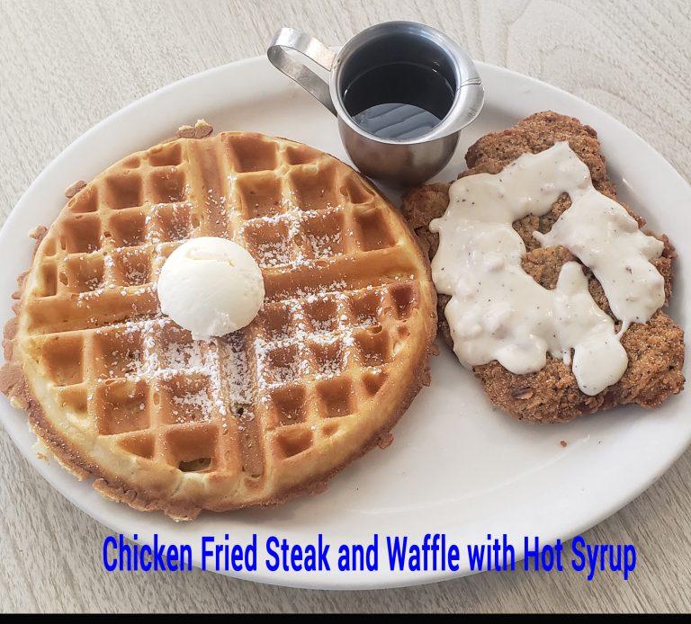 Waffle-&-Chicken-Fried-Steak